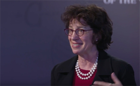 Jodi Halpern at WEF, Davos 2018 - Empathy for Leadership